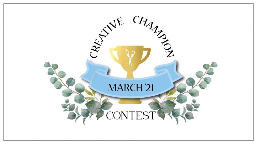 Creative Champion Contest Round 1 logo