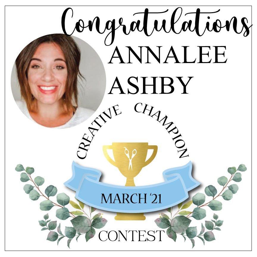 Creative Champion Contest Winner