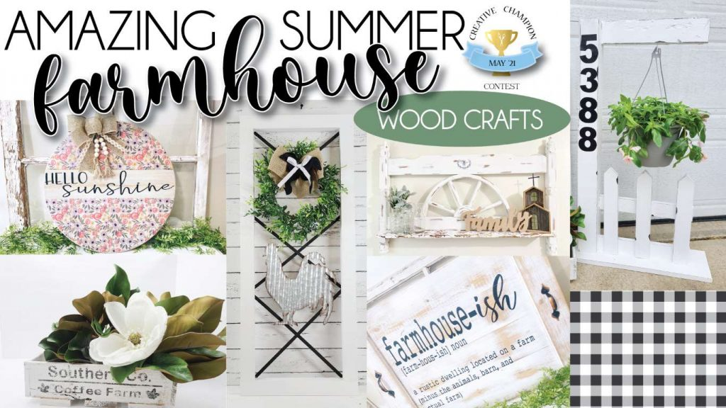 Creative champion season 2 final round summer farmhouse projects