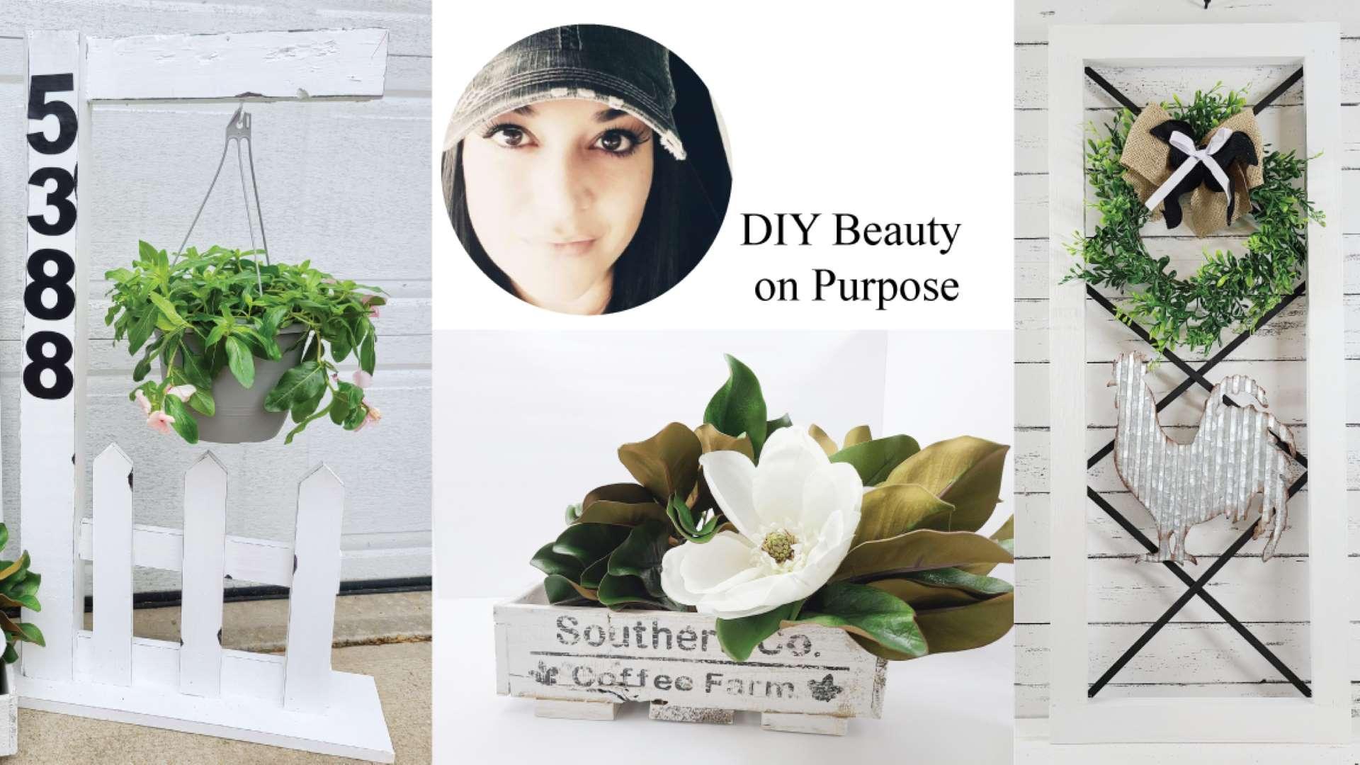 DIY Beauty On Purpose