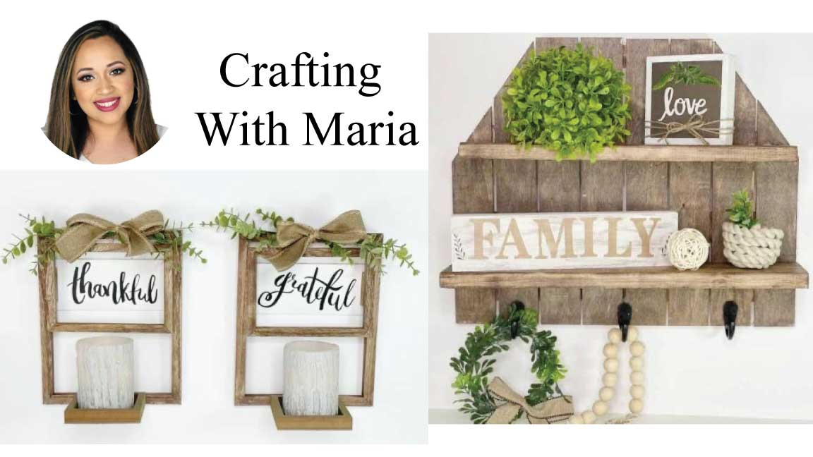 Crafting With Maria