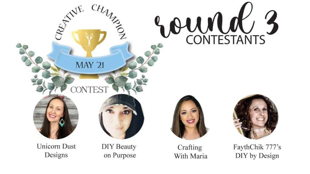 Creative Champion Season 2 round 3 contestants