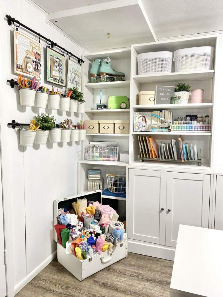 heidi sonboul craft room organization